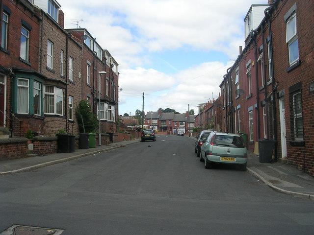 Cobden Terrace - Cobden Street