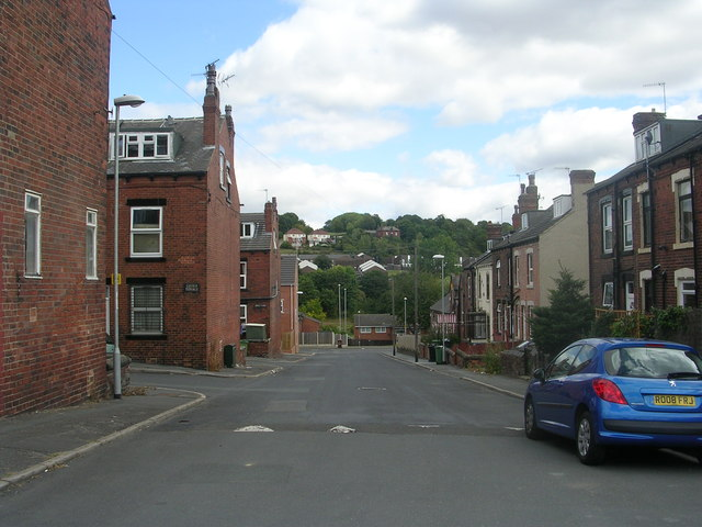 Cobden Street - Cobden Road