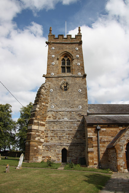 St.Laurence's tower
