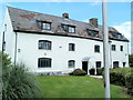 ST2993 : Grade II listed former Ty Coch Farmhouse, Cwmbran by John Grayson