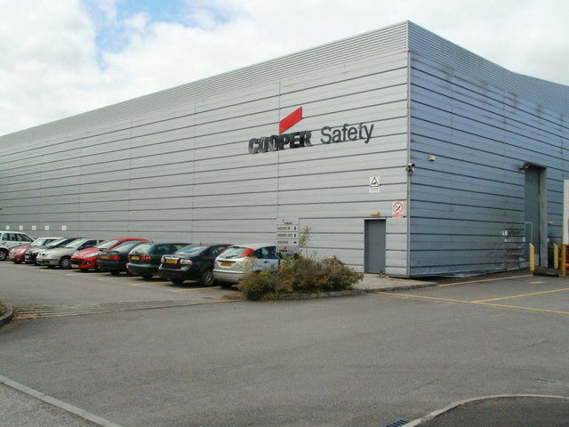 Cooper Safety, Llantarnam Industrial Park, Cwmbran