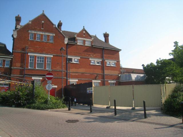 Basingstoke Station redevelopment