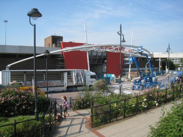 The Malls redevelopment