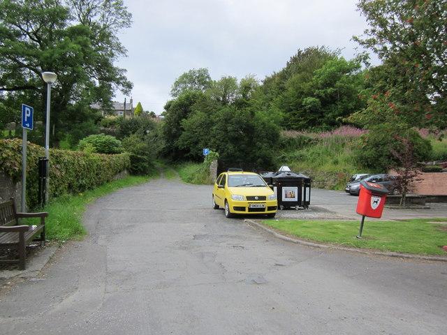 Kirkoswald Car Park