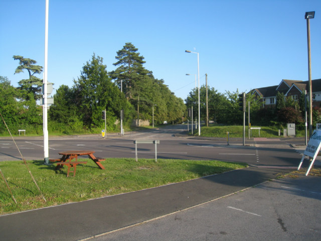 A30 crossroads - Hatch