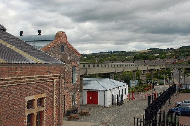 Scottish Mining Museum, Newtongrange