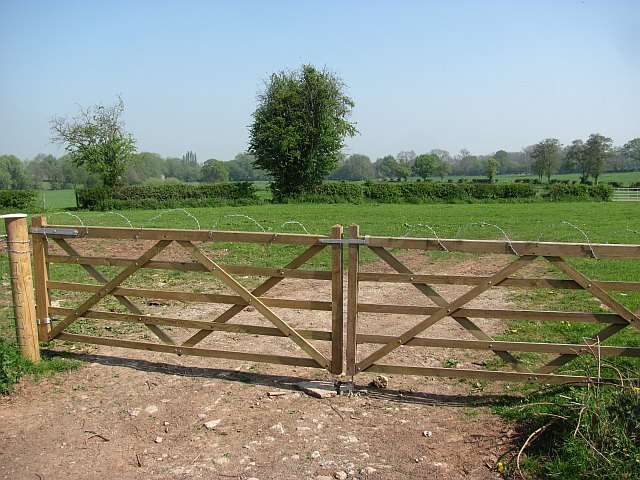 Fortified gates