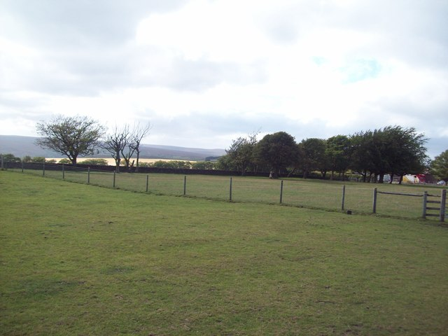 Paddocks near Edge Mount