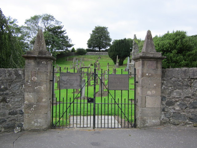 Kirkoswald Old Cemetery