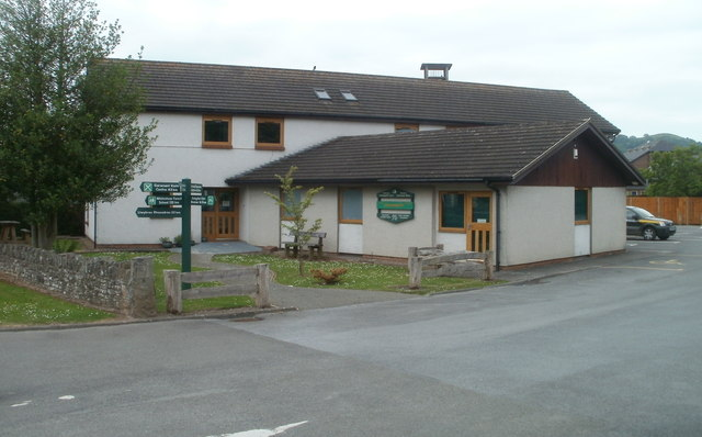 Forestry Commission offices, Llandovery