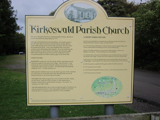 Kirkoswald Parish Church