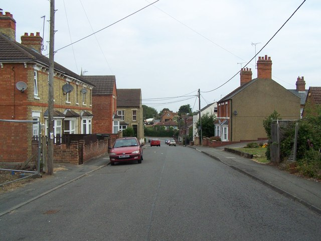 Park Road, Raunds