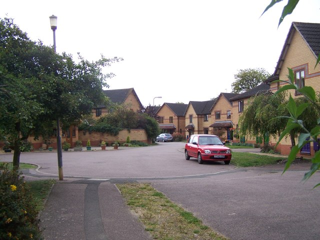 Heritage Way, Raunds