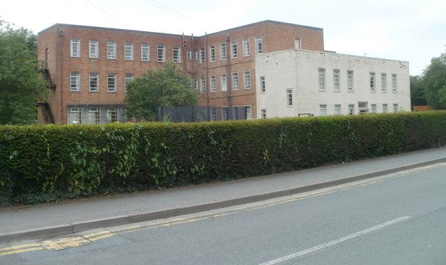 NE corner of Llandovery College