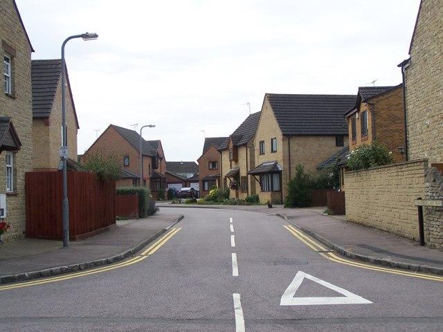 Chamberlain Way, Higham Ferrers