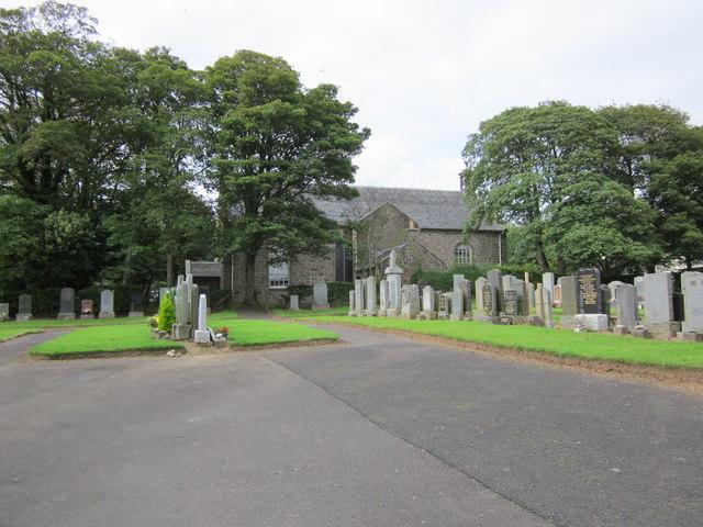 Kirkoswald New Cemetery