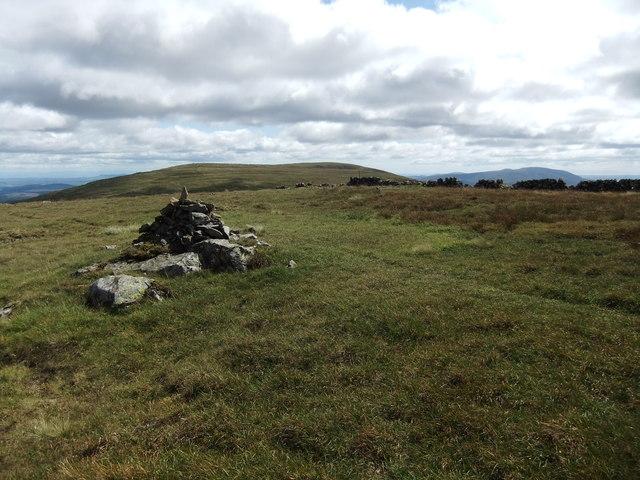 Summit of Milldown