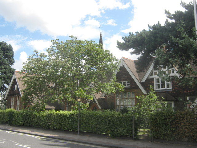 Fosters Old School, Welling (2)
