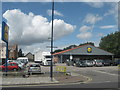 Dist:0.2km<br/>Discount foodstore on Upper Wickham Lane.