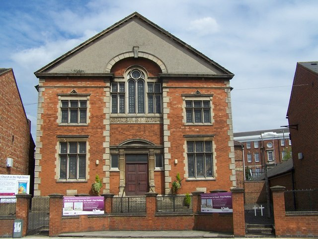Independent Wesleyan Church, Rushden