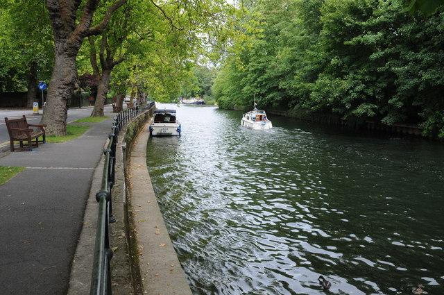 River Thames at Maidenhead