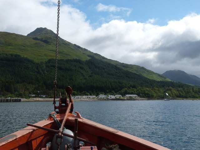 The village of Inverie