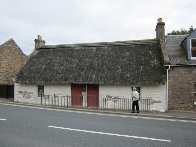 Souter Johnnie's Cottage