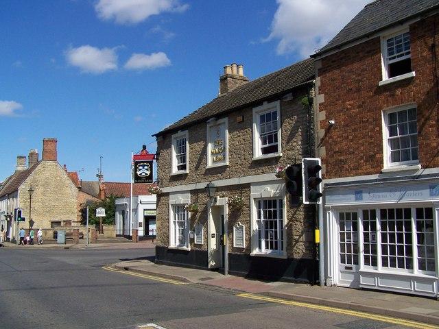 The Mason Arms, Thrapston