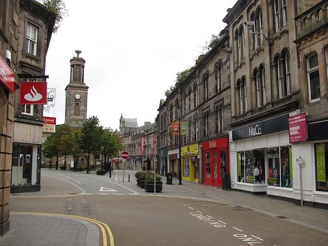 High Street, Elgin