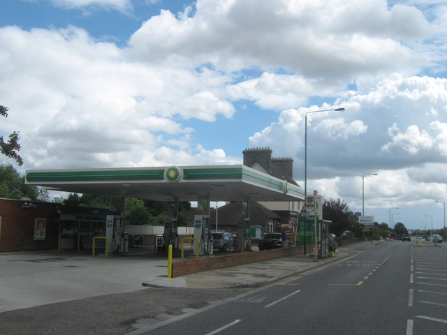 BP Petrol Station, Welling