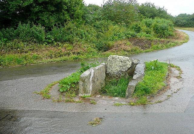Tregellas Well