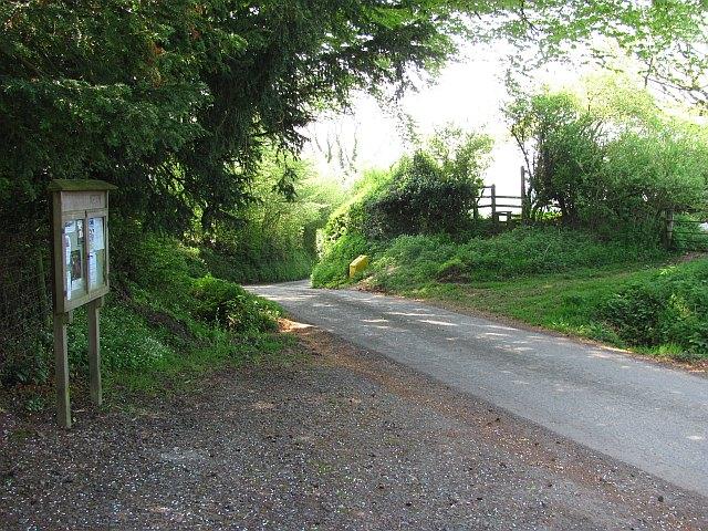 Minor road, Abdon
