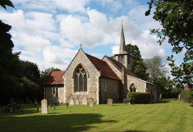 St Mary the Virgin, Little Hallingbury
