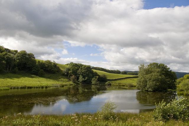 Tarn at Hay Bridge