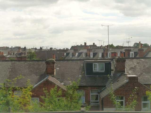 Reading : Rooftops of Reading