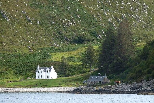 Mallaigmore, Loch Nevis