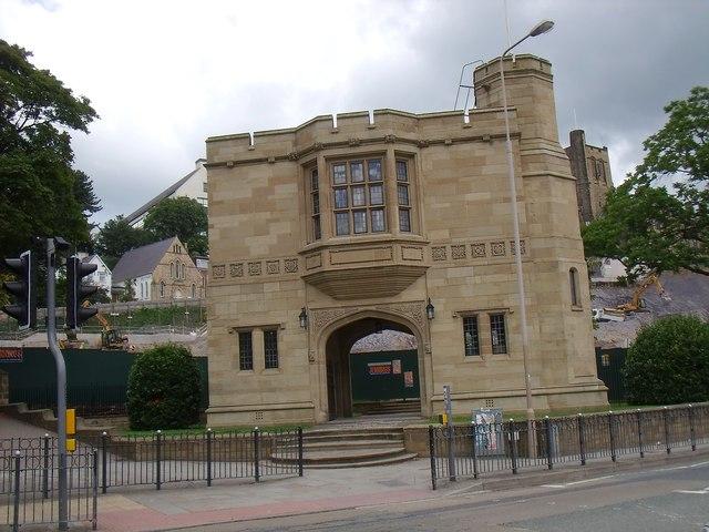 North Wales Heroes Memorial Arch, Bangor