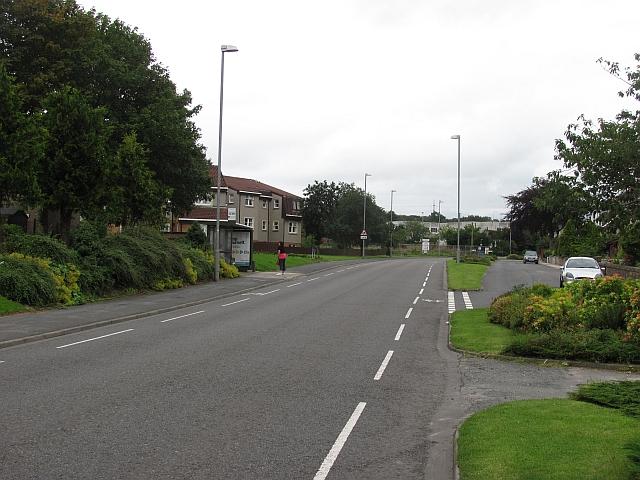 Blackhall Road, Inverurie