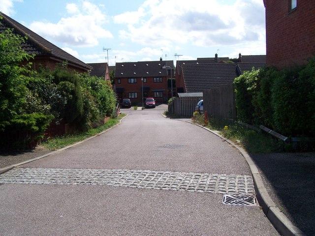 Braybrooke Close, Ringstead