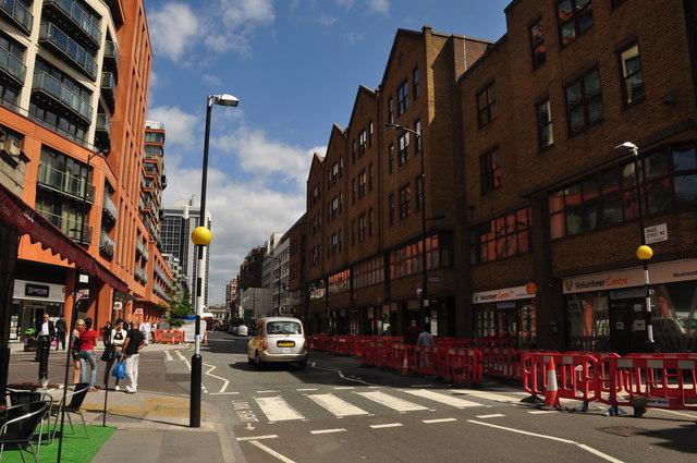 London : Westminster - Praed Street