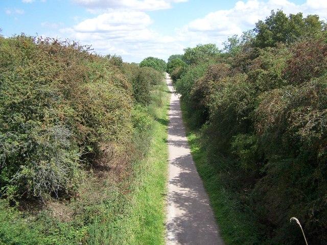 Family Cycle Route To Thrapston