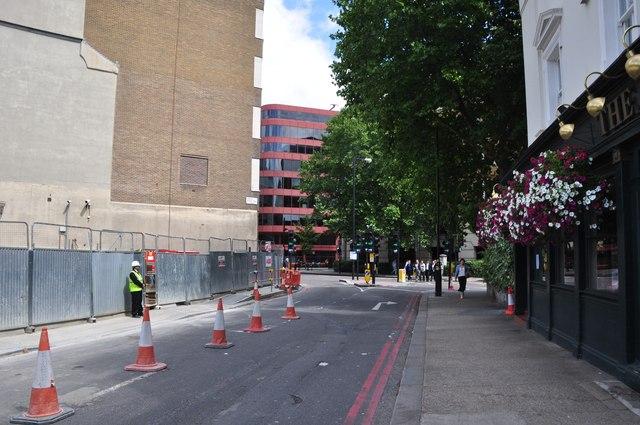 London : Westminster - Chapel Street