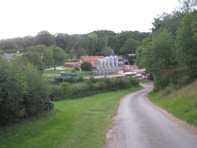 Hall Farm, Cuxwold