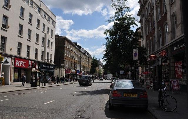 London : Westminster - Marylebone Road