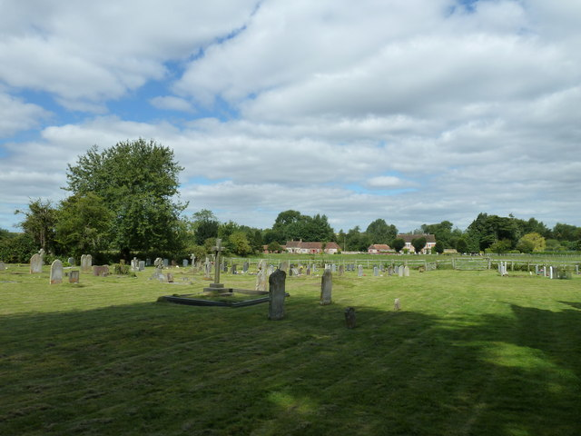 St. Mary the Less, Chilbolton: churchyard (V)