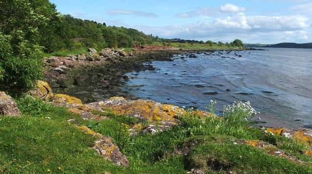 The shore near Ardoch