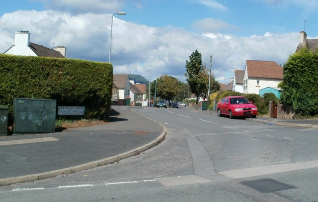 Corner of Ebenezer Drive and High Cross Lane, Newport