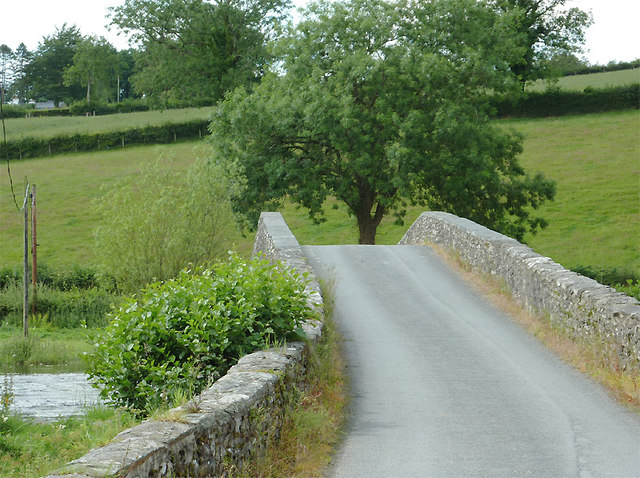 Pont Gogoyan near Llanddewi-Brefi, Ceredigion