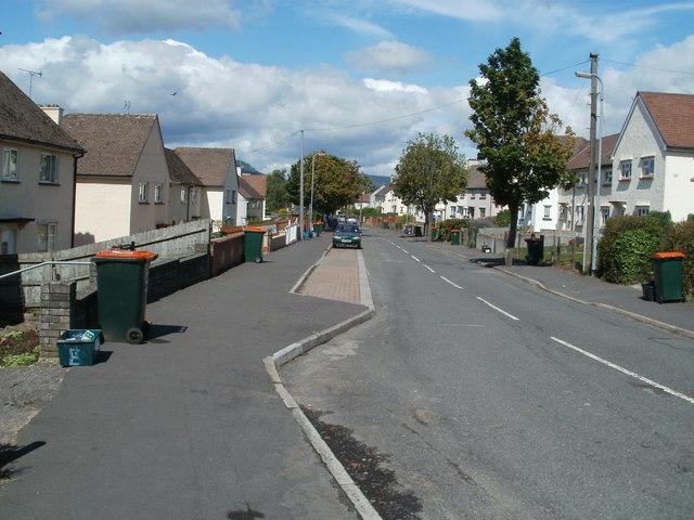 SE end of Ebenezer Drive, Newport