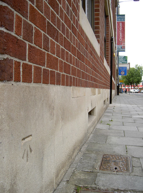 Benchmark on Prince Street